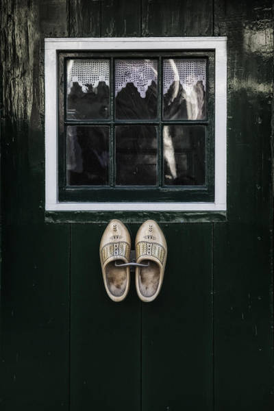 Wooden Shoe Photograph - Wooden Shoes by Joana Kruse