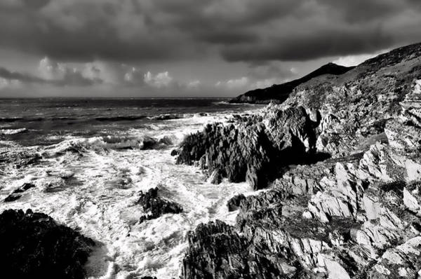 Photograph - Woolacombe To Morte Point by Pete Hemington