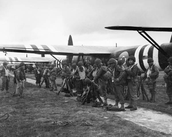 Photograph - World War II: Air Force by Granger