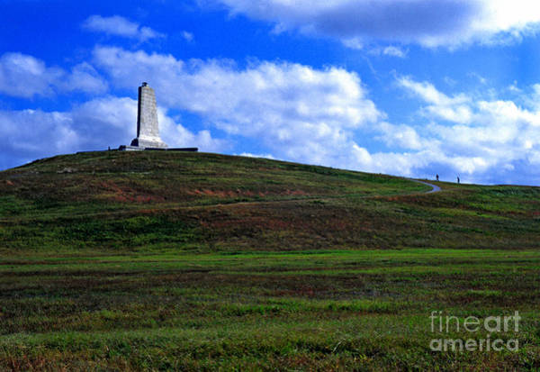 Photograph - Wright Brothers National Memoral by Thomas R Fletcher