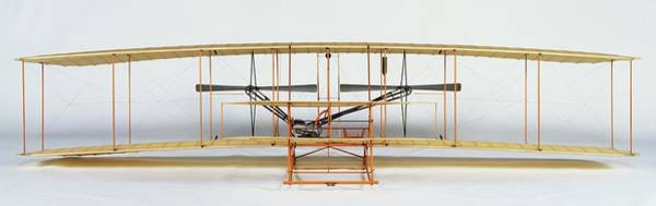 Wall Art - Photograph - Wright Flyer by Dorling Kindersley/uig