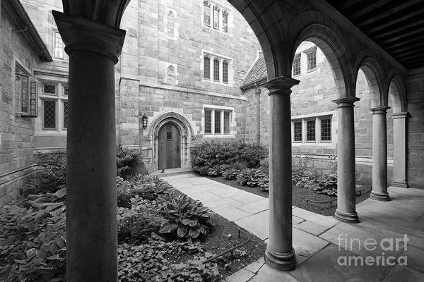 Photograph - Yale University Davenport College by University Icons