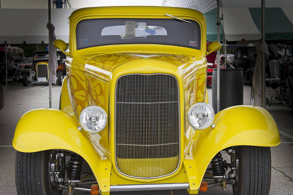 Photograph - Yellow Submarine Two by Jack R Perry