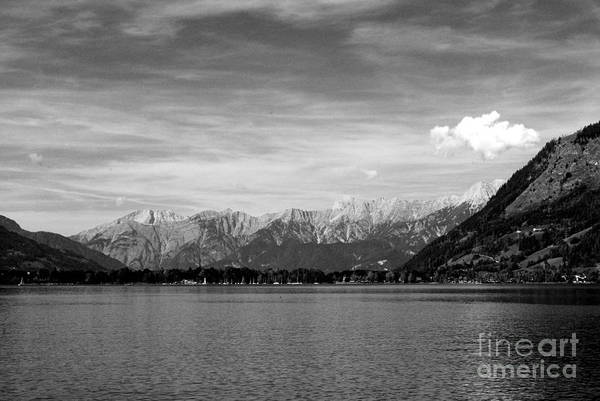 Photograph - Zell Am See by Anita Kovacevic