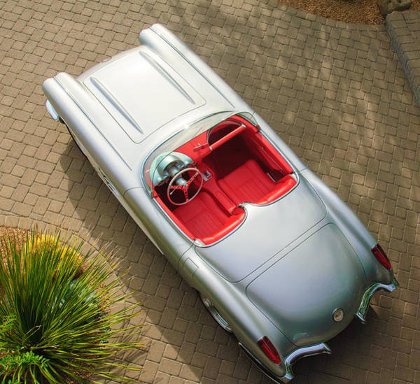 Photograph - 1960 Chevrolet Corvette by Jill Reger