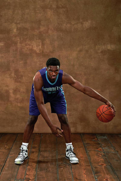 Charlotte Hornets Wall Art - Photograph - 2014 Nba Rookie Photo Shoot by Jennifer Pottheiser