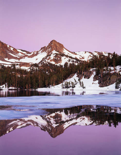 Inyo Mountains Photograph - California, Sierra Nevada Mountains by Christopher Talbot Frank