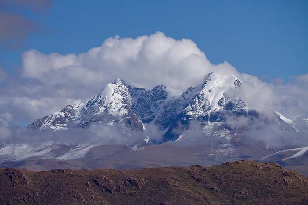 Photograph - Himalaya Range  by Raimond Klavins