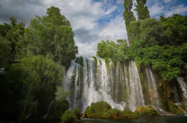 Wall Art - Photograph - Krka National Park, Croatia by Ken Welsh