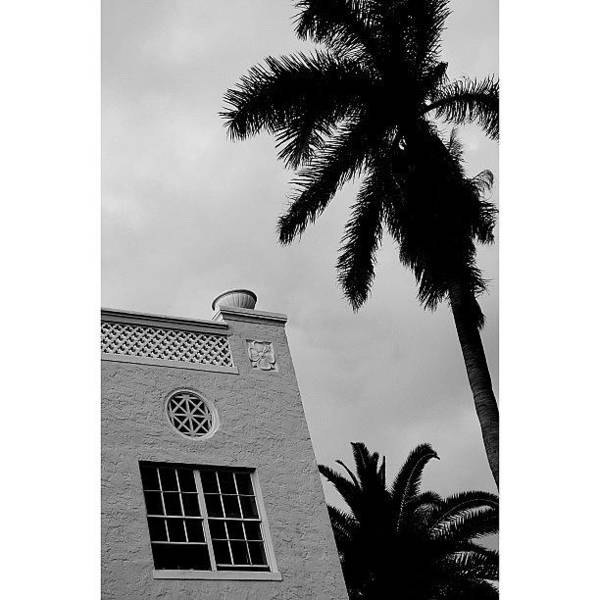 Iger Wall Art - Photograph - {miami Beach's Art Deco}  In 1979 by Joel Lopez