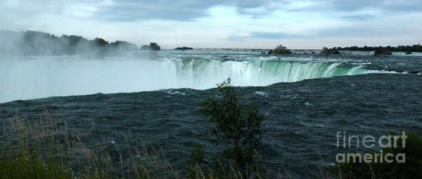 Photograph - Niagara Falls by Gregory Dyer