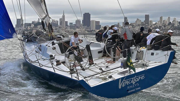 Photograph - San Francisco Sailing by Steven Lapkin