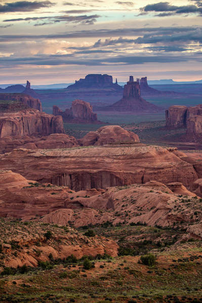 Erosion Wall Art - Photograph - Usa, Utah, Monument Valley Navajo by Jaynes Gallery