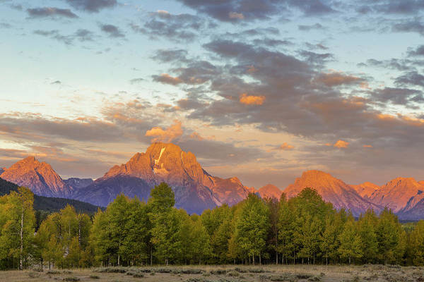 Don Photograph - Usa, Wyoming, Grand Teton National Park by Jaynes Gallery