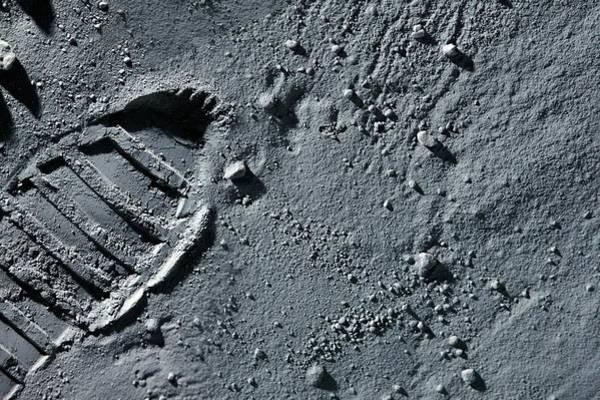 Wall Art - Photograph - Walking On The Moon by Detlev Van Ravenswaay