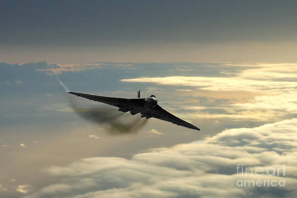 Avro Vulcan Wall Art - Digital Art - 101 Squadron by J Biggadike