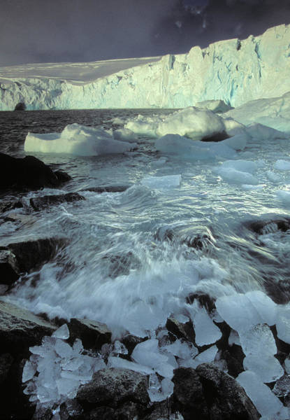 Wall Art - Photograph - Global Warming by Peter Essick