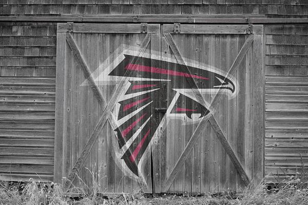Wall Art - Photograph - Atlanta Falcons by Joe Hamilton