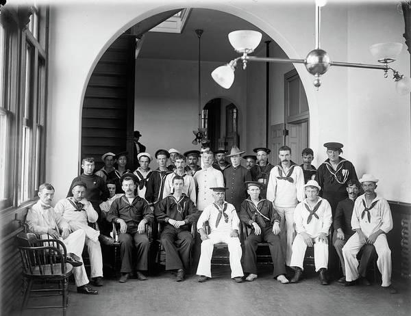 Photograph - Brooklyn Hospital, C1900 by Granger