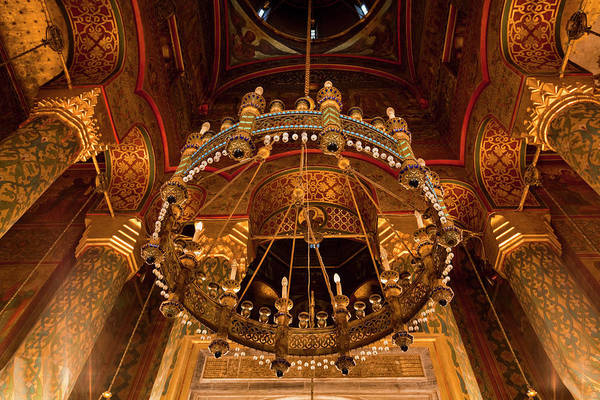 Arabs Photograph - Episcopal Cathedral Of Curtea De Arges by Martin Zwick
