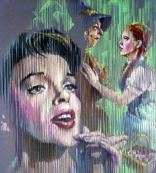 Wall Art - Photograph - Judy Garland by Retro Images Archive