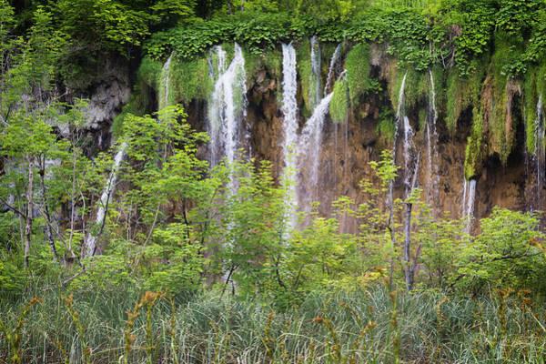 Wall Art - Photograph - Plitvice Lakes National Park, Croatia by Ken Welsh