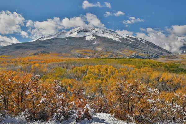 Wall Art - Photograph - Rocky Mountains, Colorado by Darrell Gulin