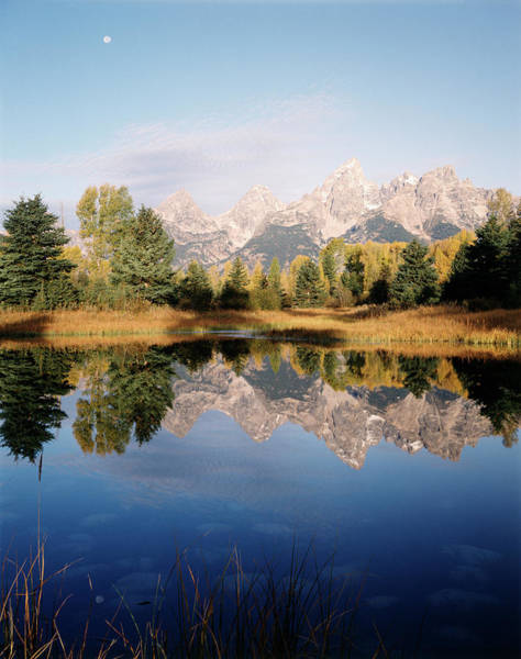 Schwabacher Photograph - Usa, Wyoming, Grand Teton National by Adam Jones