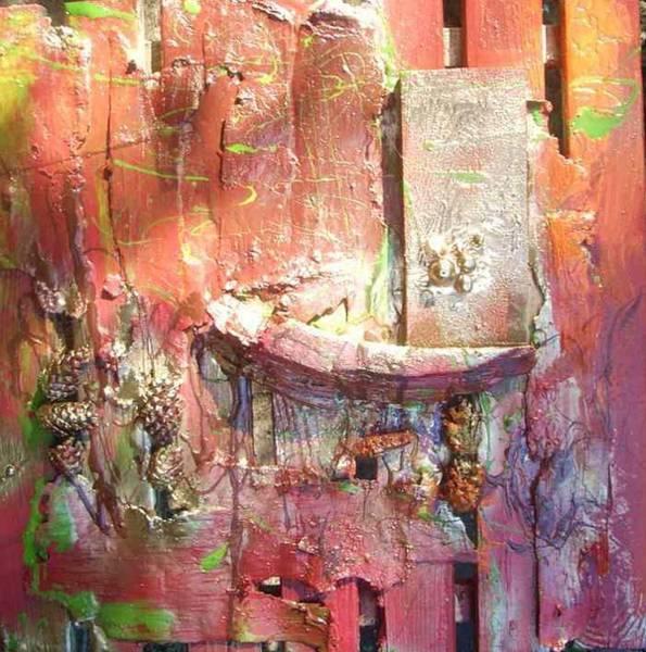 ............................. Art Print by Wiola Anyz
