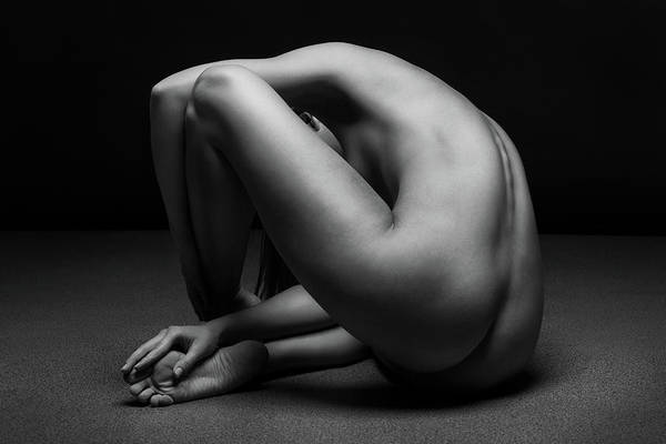 Harmony Wall Art - Photograph - Bodyscape by Anton Belovodchenko
