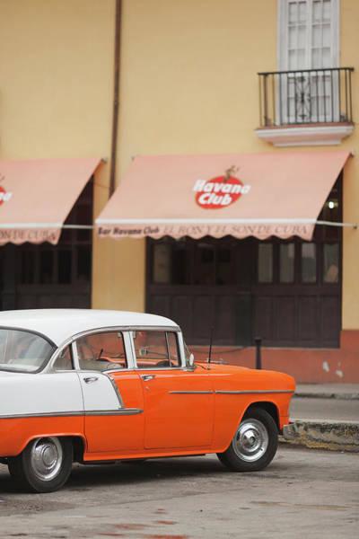 American Revolution Photograph - Cuba, Havana, Havana Vieja, Morning by Walter Bibikow