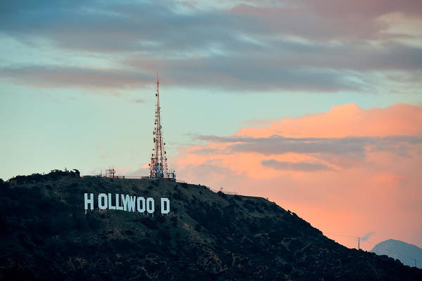 Photograph - Hollywood by Songquan Deng
