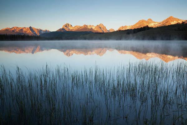 Redfish Lake Photograph - Idaho, Sawtooth National Recreation by Jamie and Judy Wild