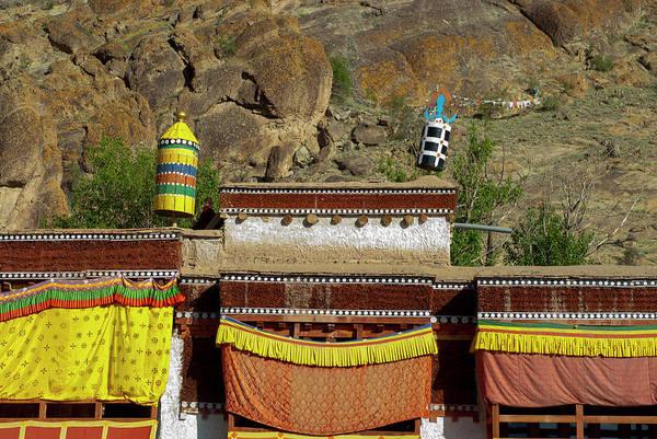 Wall Art - Photograph - India, Jammu & Kashmir, Ladakh by Ellen Clark