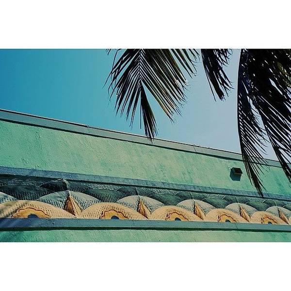 {miami Beach's Art Deco}  In 1979 Art Print