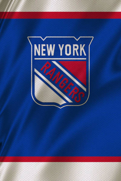 Wall Art - Photograph - New York Rangers by Joe Hamilton
