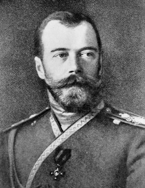 Wall Art - Photograph - Nicholas II (1868-1918) by Granger