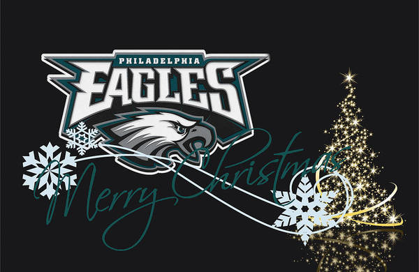 Pennsylvania Photograph - Philadelphia Eagles by Joe Hamilton