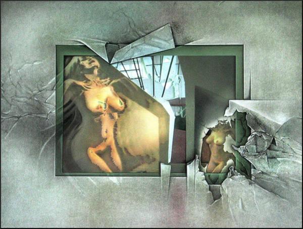 Mixed Media - #12 Pleasure by Glenn Bautista