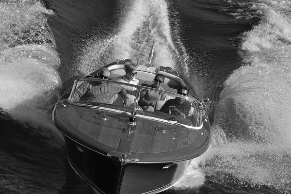 Photograph - Riva Aquarama by Steven Lapkin