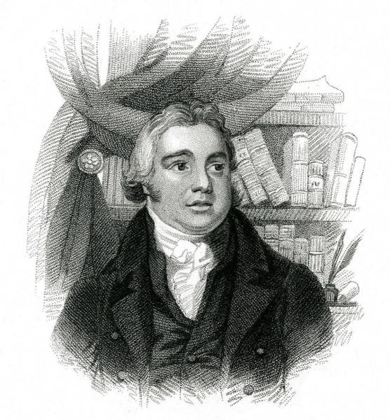 Wall Art - Drawing - Samuel Taylor Coleridge  English Poet by Mary Evans Picture Library