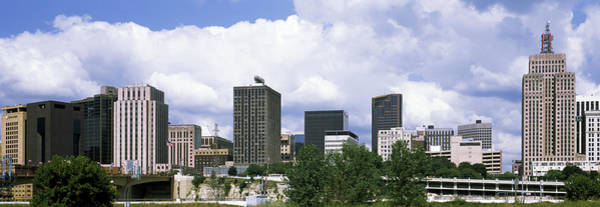 Wall Art - Photograph - Skyscrapers In A City, St. Paul by Panoramic Images