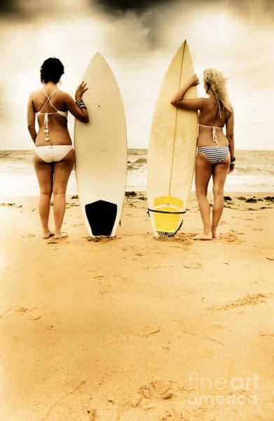 Blonde Photograph - Summer by Jorgo Photography - Wall Art Gallery
