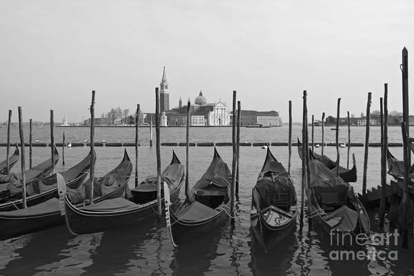 Photograph - Venice Italy by Julia Gavin