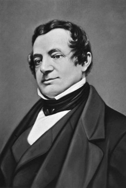 Photograph - Washington Irving by Granger