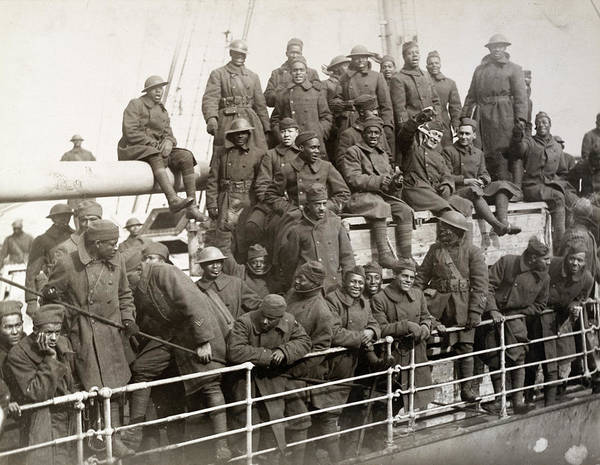 Wall Art - Photograph - Wwi Homecoming, 1919 by Granger