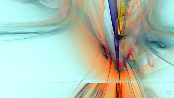 Wall Art - Digital Art - 1262 by Lar Matre