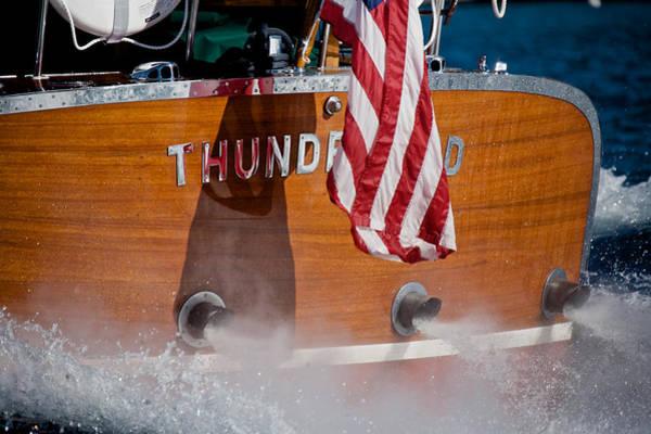 Photograph - Thunderbird by Steven Lapkin