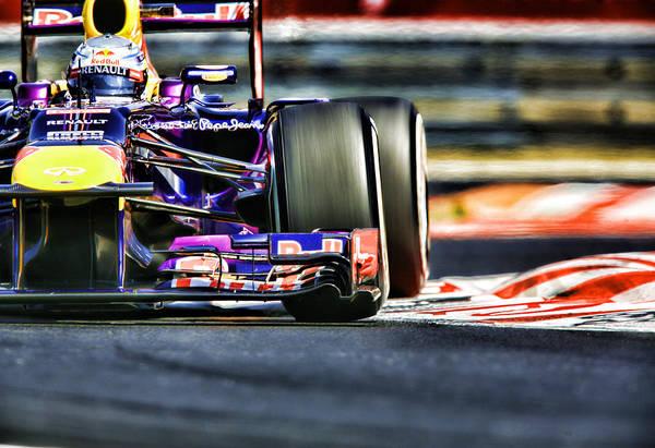 Top Gear Wall Art - Photograph - Formula 1 by Srdjan Petrovic