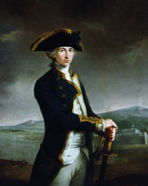 1781 Painting - Horatio Nelson (1758-1805) by Granger